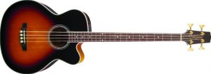 Takamine GB72CE Acoustic-Electric Bass Guitar